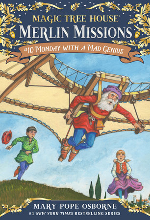 Magic Tree House Merlin Missions Monday with a Mad Genius MTHMM#10
