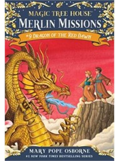 Magic Tree House Merlin Missions Dragon of the Red Dawn MTHMM#9