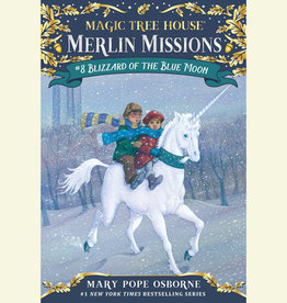 Magic Tree House Merlin Missions Blizzard of the Blue Moon MTHMM#8