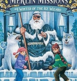 Magic Tree House Merlin Missions Winter of Ice Wizard MTHMM#4