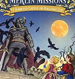 Magic Tree House Merlin Missions Haunted Castle on Hallow's Eve MTHMM#2