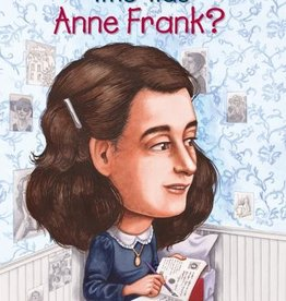 Who HQ Who was Anne Frank?