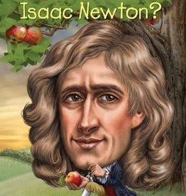 Who HQ Who was Isaac Newton?