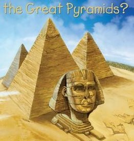Who HQ Where are the Great Pyramids?