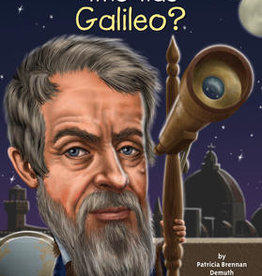 Who HQ Who was Galileo?