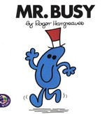 Mr.Man & Little Miss Mr. Busy