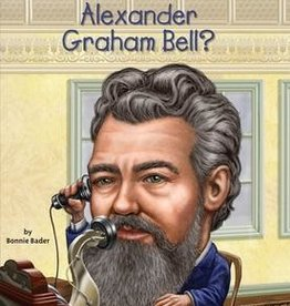 Who HQ Who was Alexander Graham Bell?