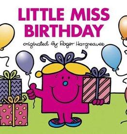 Mr.Man & Little Miss Little Miss Birthday