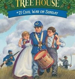 Magic Tree House Civil War on Sunday MTH #21