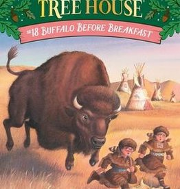 Magic Tree House Buffalo Before Breakfast MTH #18