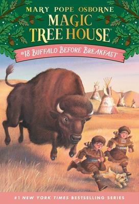 Magic Tree House Buffalo Before Breakfast MTH #18