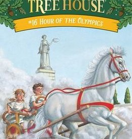 Magic Tree House Hour of the Olympics MTH #16
