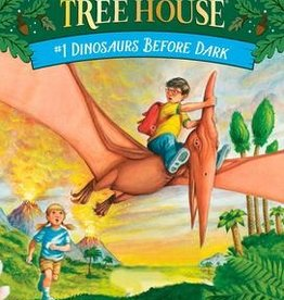 Magic Tree House Dinosaurs Before Dark MTH #1