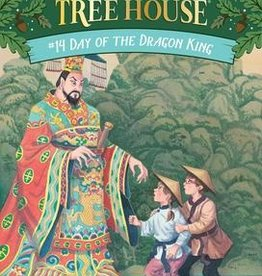 Magic Tree House Day of the Dragon King MTH #14