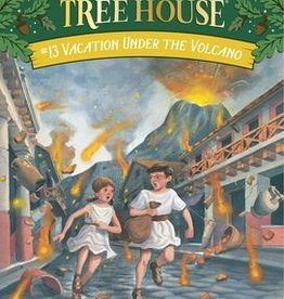 Magic Tree House Vacation Under Volcano MTH #13
