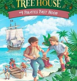 Magic Tree House Pirates Past Noon MTH #4