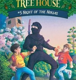 Magic Tree House Night of the Ninjas MTH #5