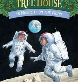 Magic Tree House Midnight on the Moon MTH #8