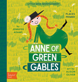 Anne of Green Gables A BabyLit(TM)