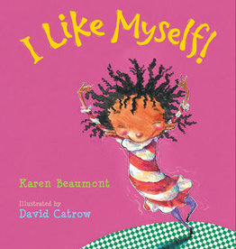 I Like Myself! Board Book