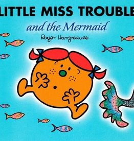 Mr.Man & Little Miss Little Ms Trouble & Mermaid
