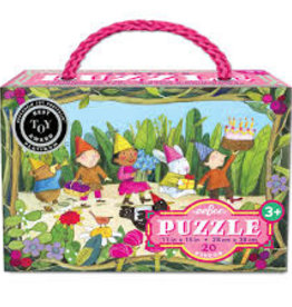 EeBoo eeBoo Birthday Parade 20 PC Puzzle