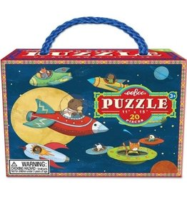 EeBoo eeBoo Up and Away 20 PC Puzzle