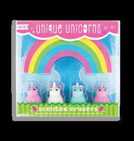 Ooly Unique Unicorn- Scented Erasers