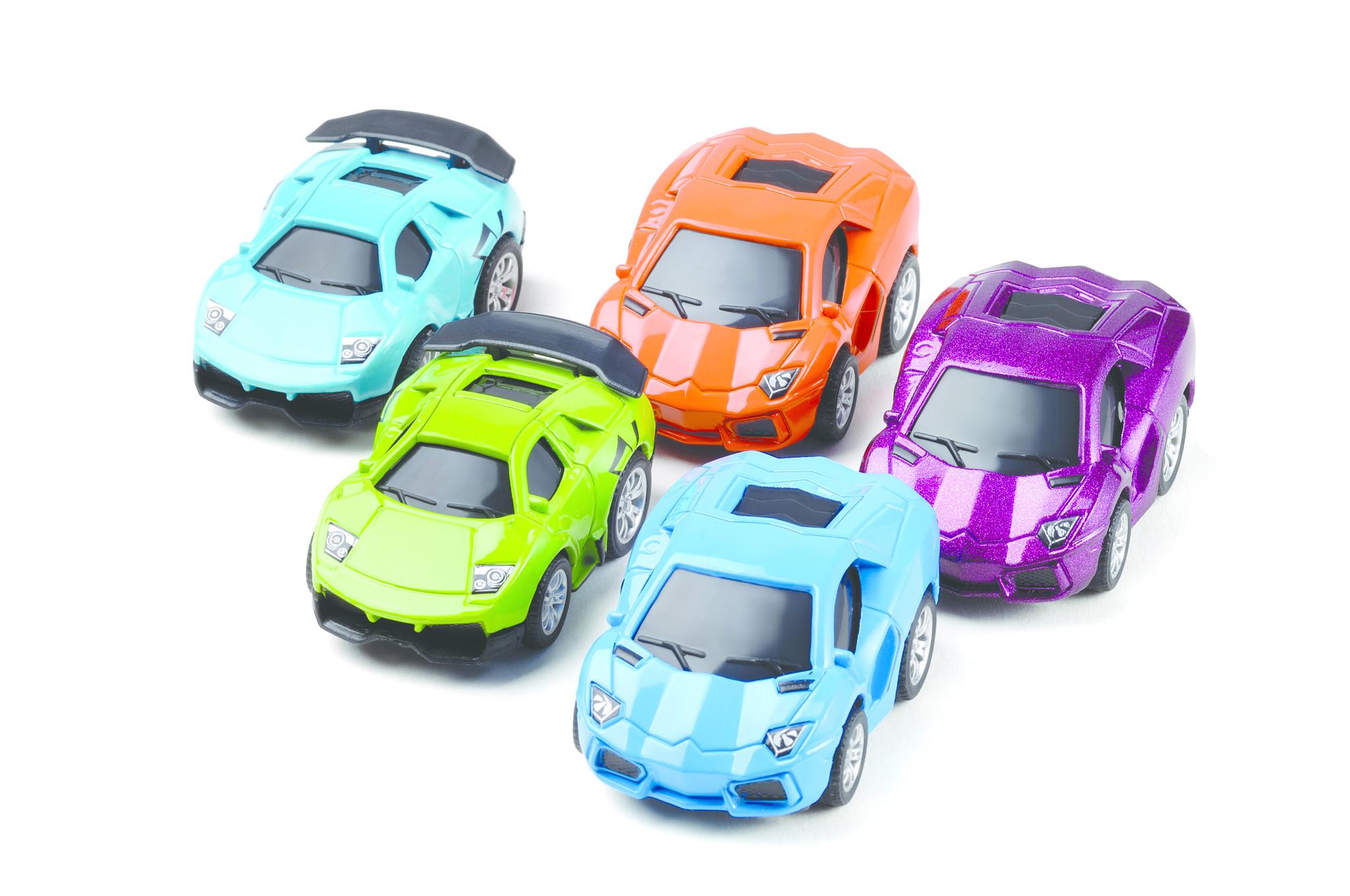 Die-Cast Mini Car
