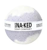 Buck Naked Soap Company Lemon + Lavender Bath Bomb