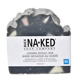 Buck Naked Soap Company Jasmine Mosaic Soap