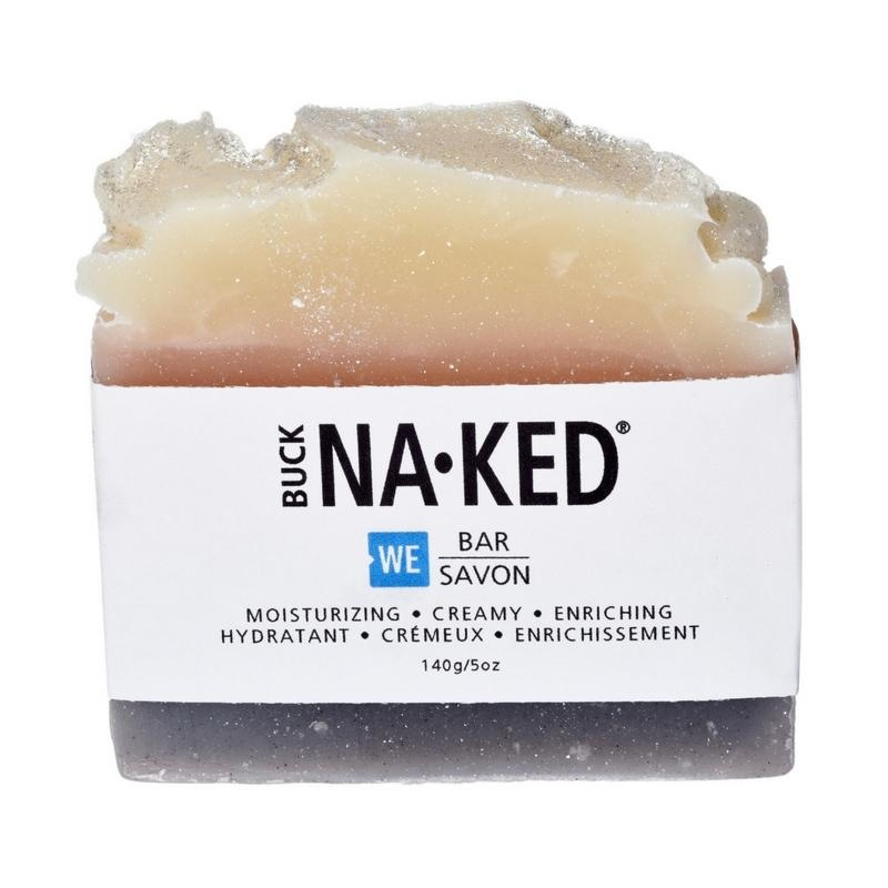 Buck Naked Soap Company WE Bar Soap
