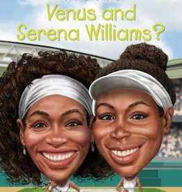 Who HQ Who are Venus + Serena Williams?