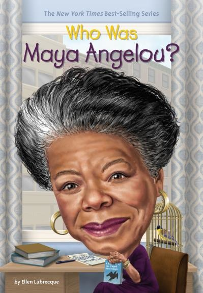 Who HQ Who Was Maya Angelou?