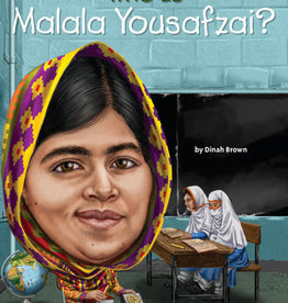 Who HQ Who Is Malala Yousafzai?