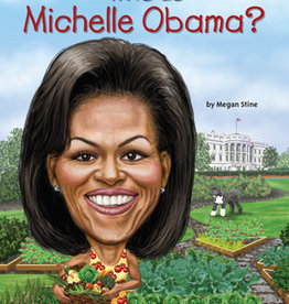 Who HQ Who is Michelle Obama?