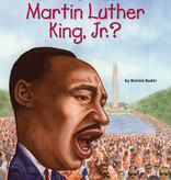 Who HQ Who Was Martin Luther King, JR