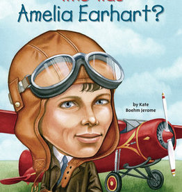 Who HQ Who Was Amelia Earhart?