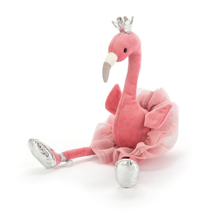 Jellycat Jellycat Fancy Flamingo Large