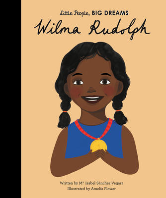 Quarto Little People Big Dreams Wilma Rudolph