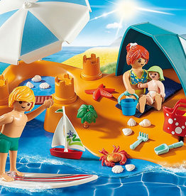 Playmobil Playmobil Family Beach Day