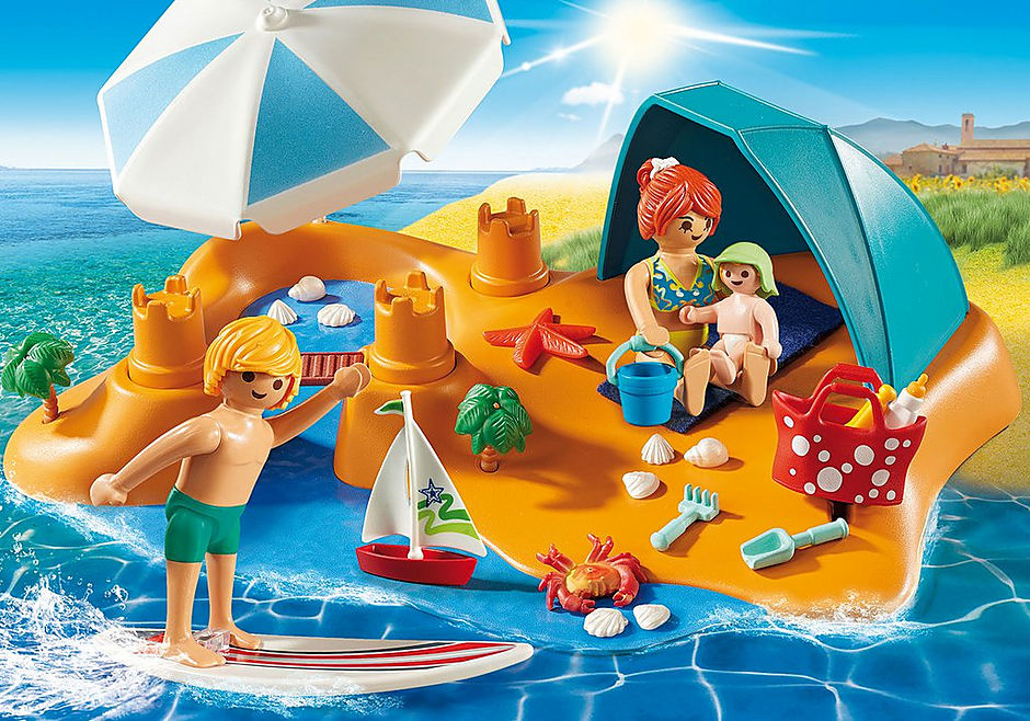 Playmobil Playmobil Family Beach Day