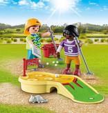 Playmobil Playmobil Children Minigolfing