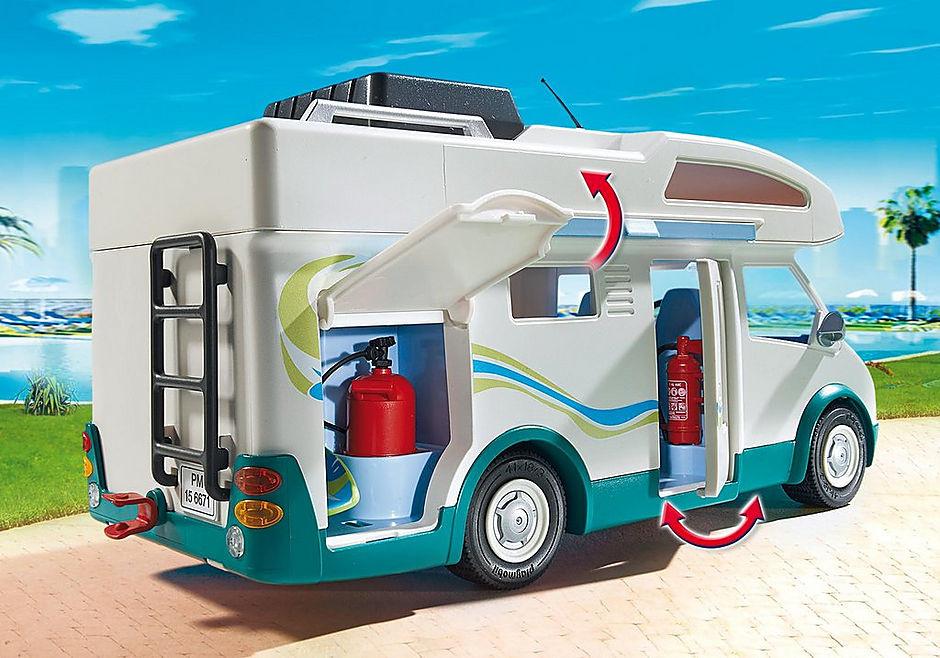 Playmobil Playmobil Summer Camper