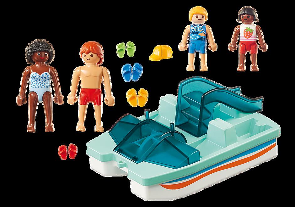 Playmobil Playmobil Paddle Boat