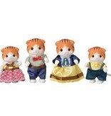 Calico Critters Calico Critters Maple Cat Family