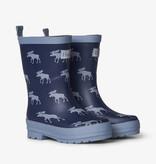 Hatley Hatley Moose Silhouettes Matte Rain Boots