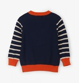 Hatley Hatley Clever Fox Baby Sweater