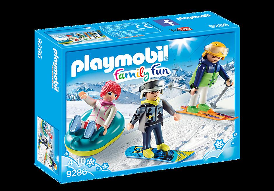 Playmobil Playmobil Winter Sports Trio