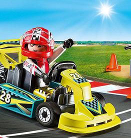 Playmobil Go-Kart Racer Carry Case